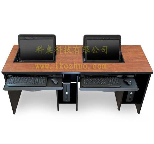 翻转电脑桌/翻转桌/翻转式电脑桌